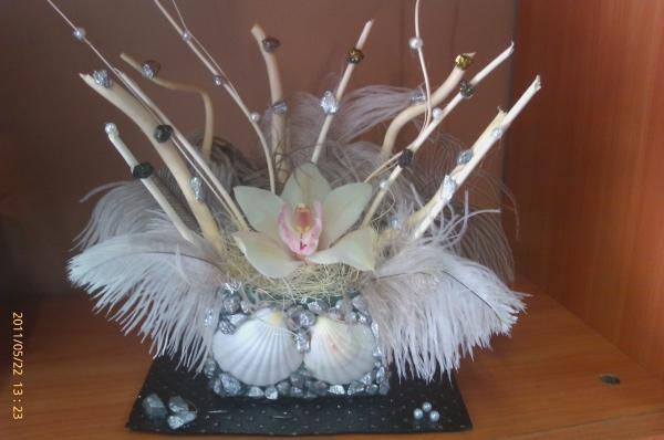Подарък орхидея от магазин за цветя Максима Верде