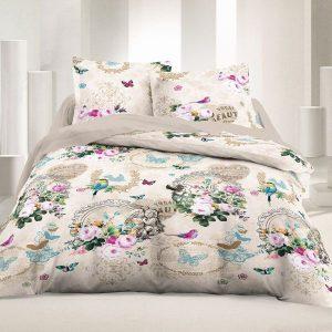 Спално бельо шаби шик